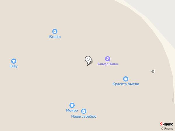 ЧУ на карте Челябинска
