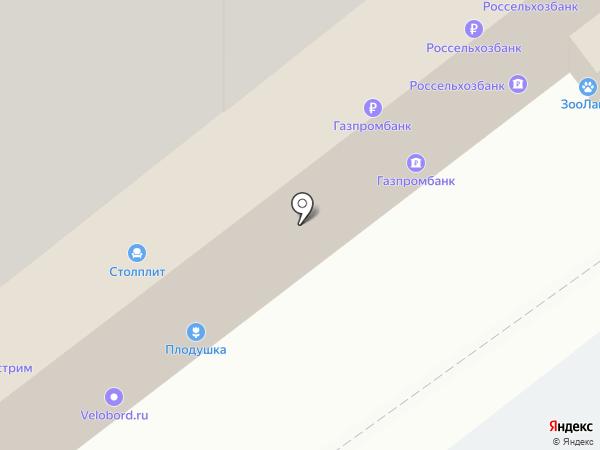 АИБ Челябинвестбанк, ПАО на карте Челябинска