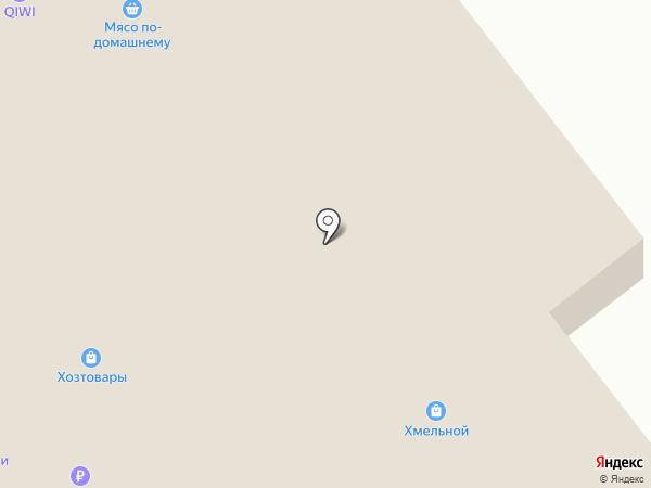Лабиринт на карте Челябинска