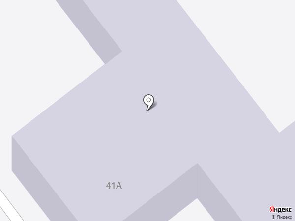 Детский сад №469 на карте Челябинска