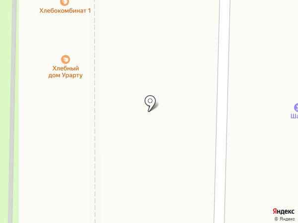 От Иванычей на карте Челябинска
