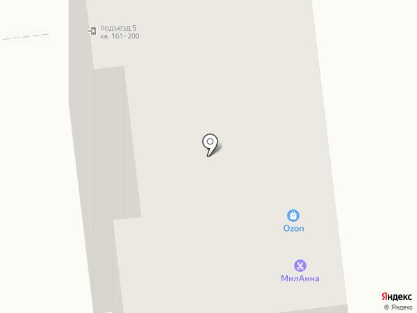 ОРИОН на карте Челябинска