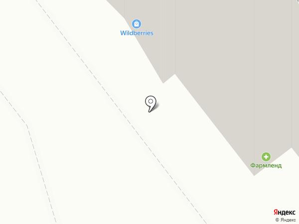 Рыбный магазин на карте Челябинска