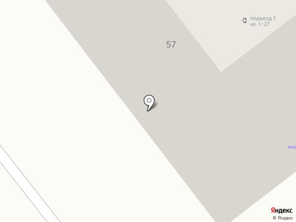 7 Авеню на карте Челябинска