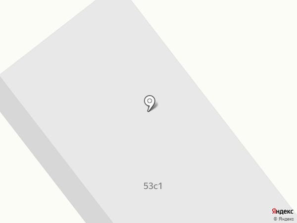 Парус2 на карте Челябинска