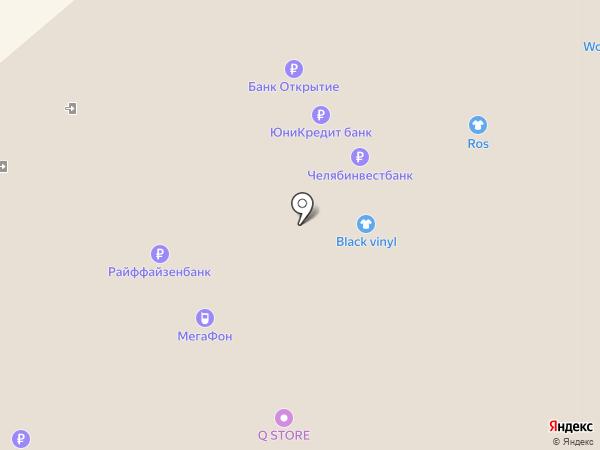 Franco Benussi на карте Челябинска