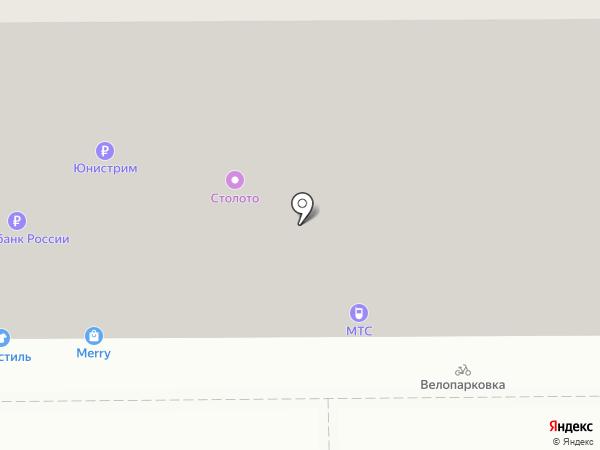 Дом мужских сорочек на карте Челябинска