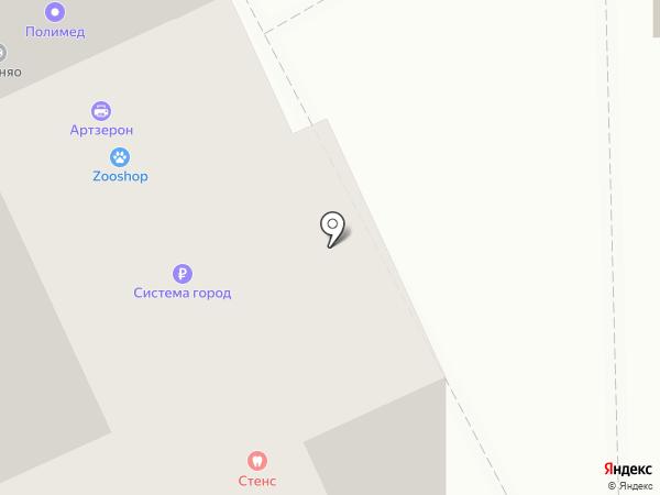 Уральские кондитеры на карте Челябинска