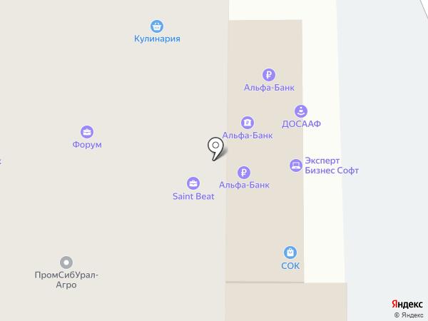 ВЕАЛИН-С на карте Челябинска