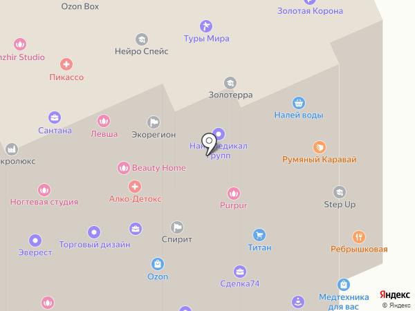 SMART Design на карте Челябинска