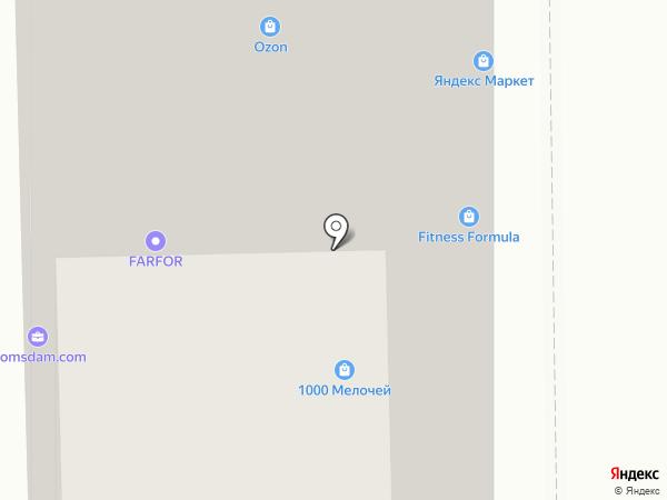 ПАНДА на карте Челябинска