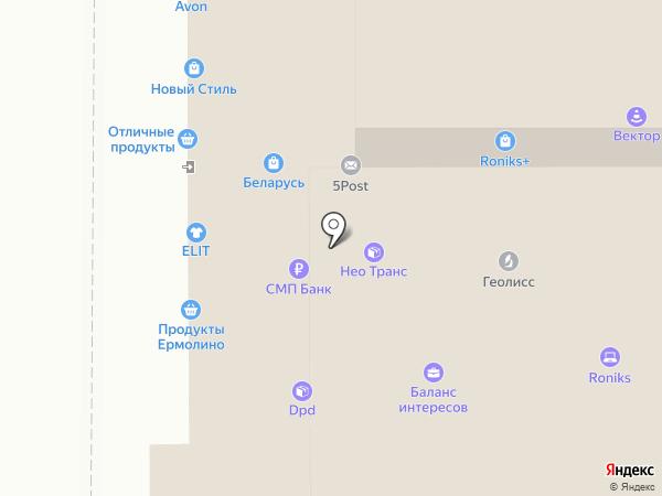 Академия кулинарного искусства, ЧОУ ДО на карте Челябинска