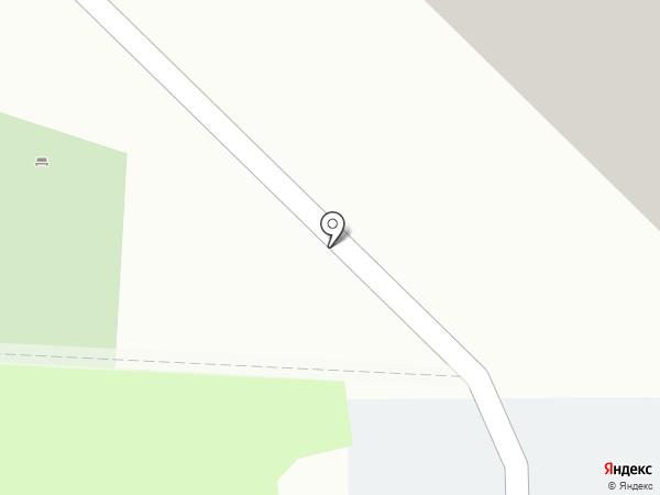Отделкинг на карте Челябинска