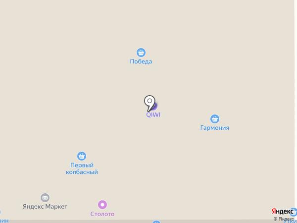 Банкомат, Балтийский Банк на карте Челябинска
