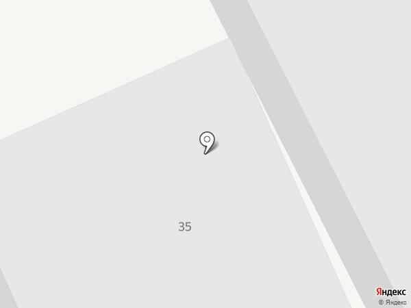 Дорзнак на карте Челябинска