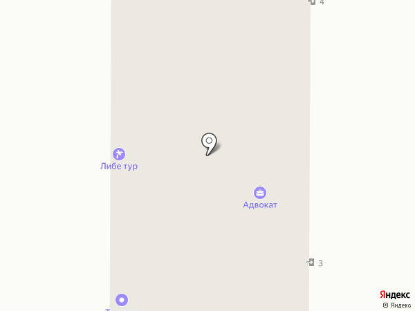 Э`СТИ на карте Челябинска