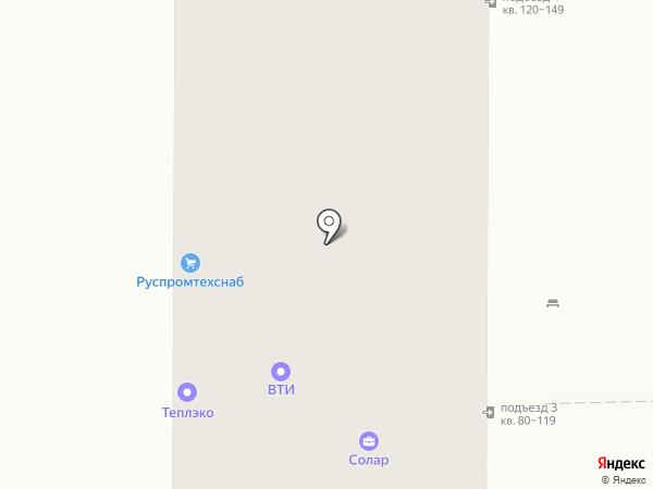 CNI-Челябинск на карте Челябинска