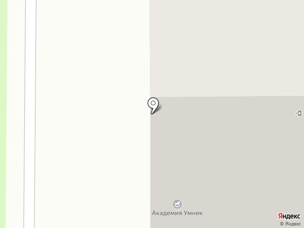 Авалон на карте Челябинска