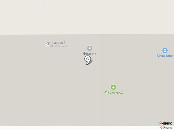 Риэл-Экспресс на карте Челябинска