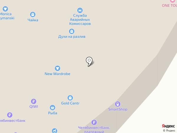 Джунгли зовут на карте Челябинска
