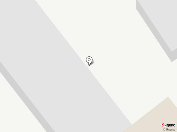 Авто-Драйв на карте Челябинска