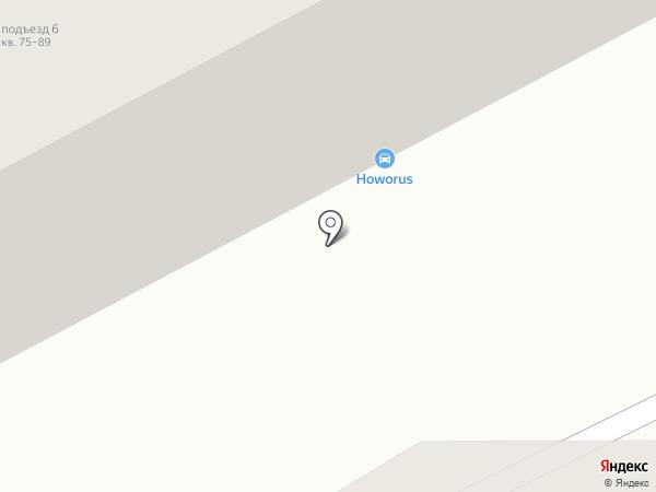 Баристер на карте Челябинска