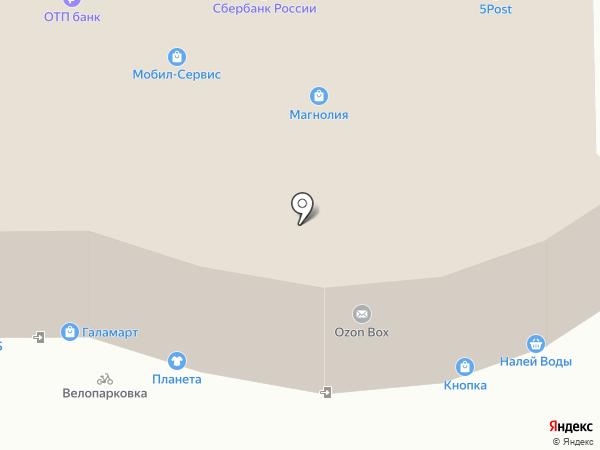 Shani на карте Челябинска