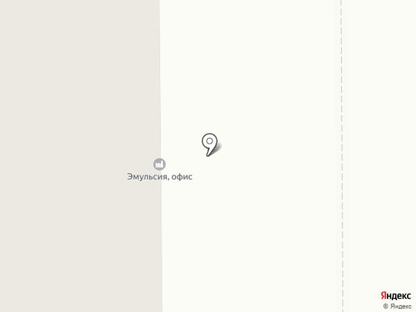 Эмульсия на карте Челябинска
