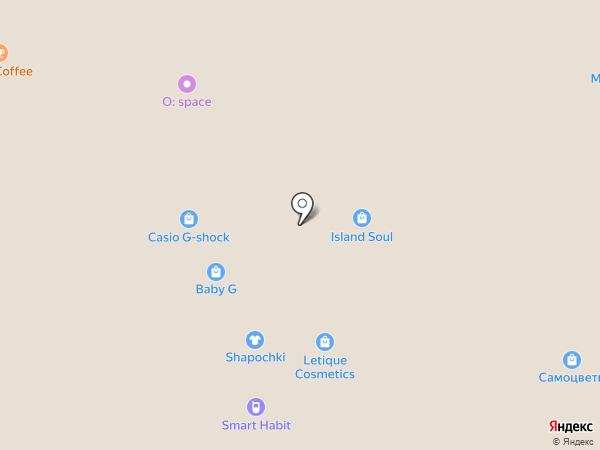 Шоколадные инструменты на карте Челябинска