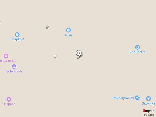 King Donut на карте Челябинска