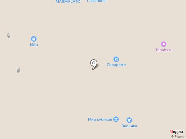 Nika на карте Челябинска