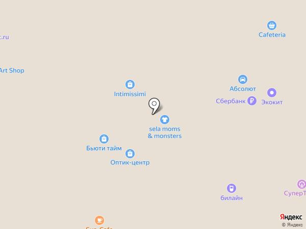 Baby shower на карте Челябинска