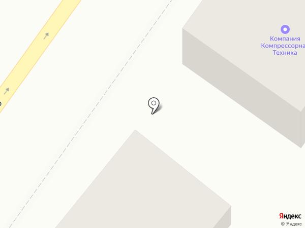 ККТ на карте Челябинска