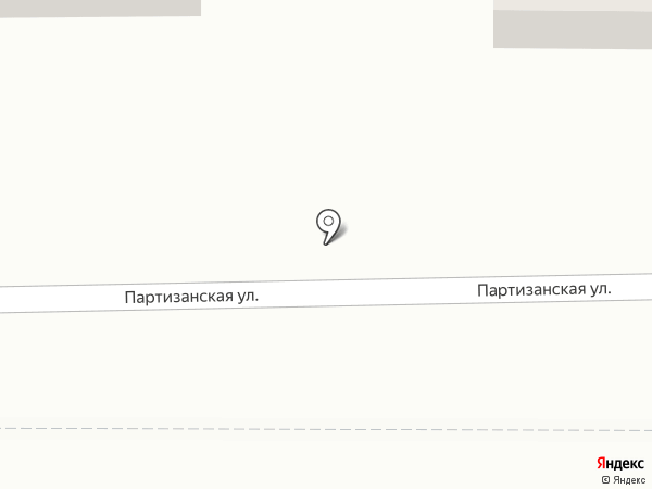 Пункт технического осмотра на карте Челябинска