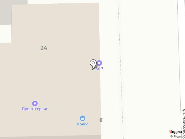 Семейный на карте Челябинска