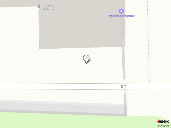 ЧелМастерСтрой на карте Челябинска