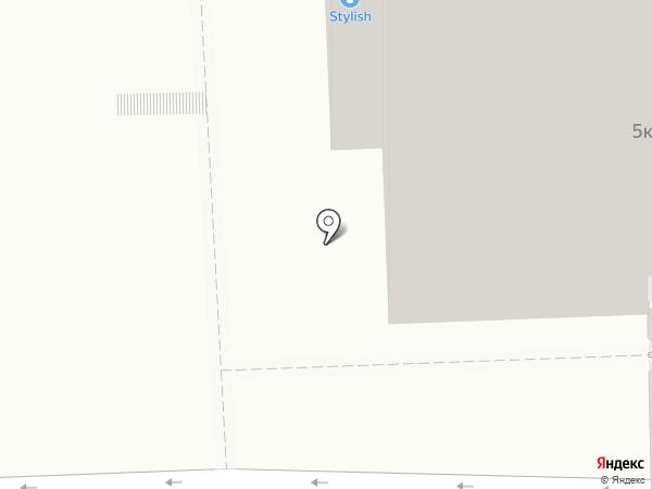 Stylish на карте Челябинска