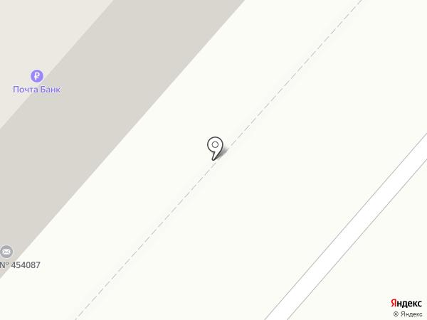 Пункт приема платежей, Система Город на карте Челябинска