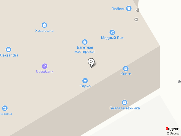 Артпромо на карте Челябинска