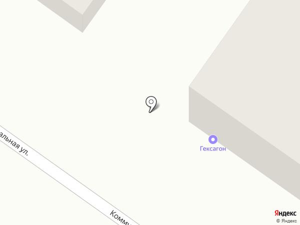 ИНИТ-плюс на карте Челябинска