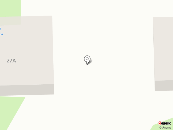 Автосервис на карте Челябинска