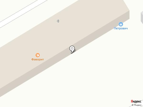 НОВА Механика на карте Челябинска