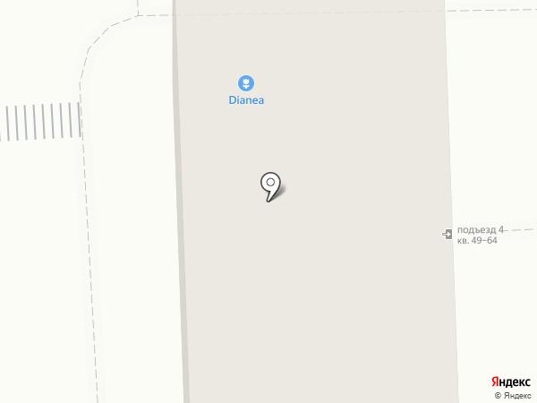 Dianea на карте Челябинска