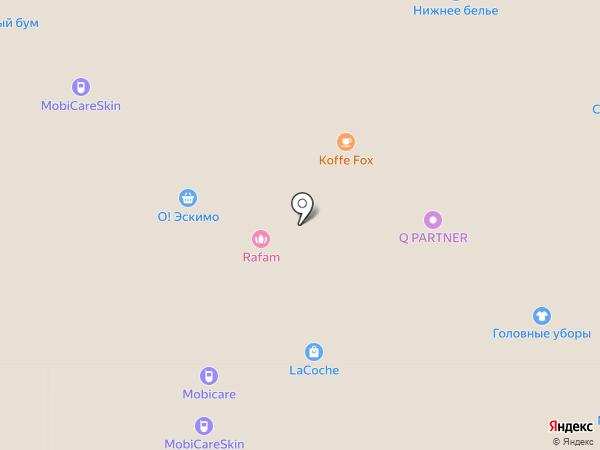 A-cafe на карте Челябинска