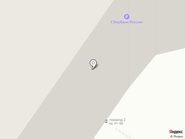 Люарт на карте Челябинска