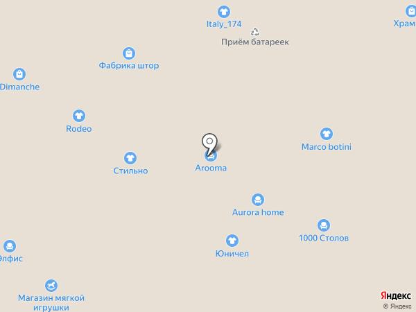 Gootica на карте Челябинска
