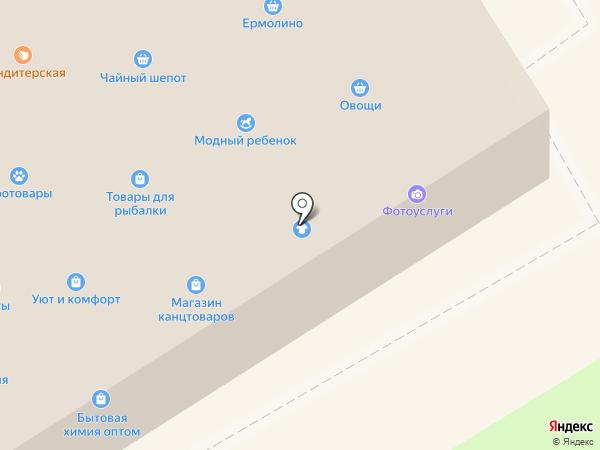 Ромкор на карте Челябинска