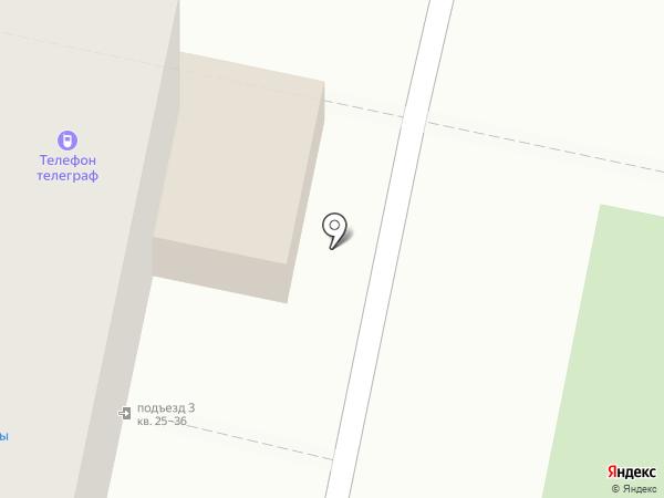 СТО ПУДОВ на карте Челябинска