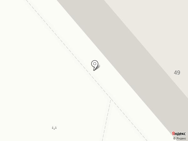 Пышка на карте Челябинска