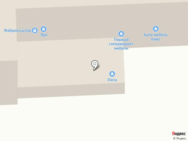 Корпорация мебели на карте Челябинска